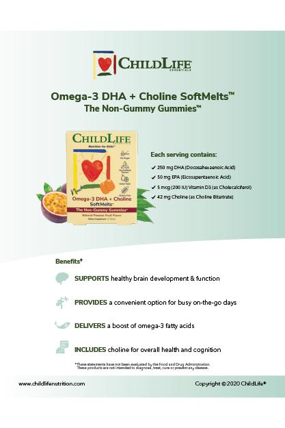 ChildLife Omega 3