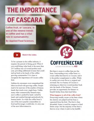 AFS CoffeeNectar